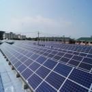 1MW工商业分布式光伏电站项目案例