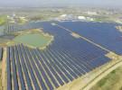 20MW大型地面光伏发电项目案例